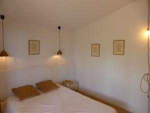 Calitu : chambre double N°1