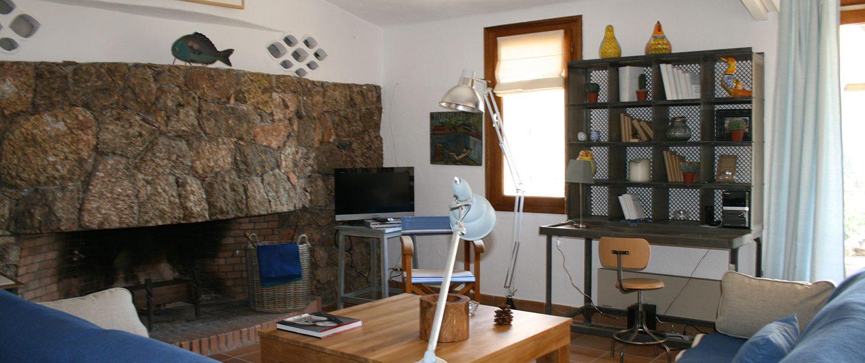 Capu Di Monti : salon