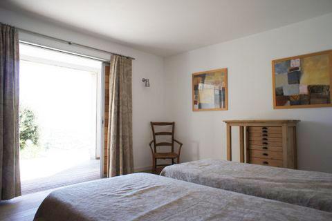 Casucia : aperçu d'une chambre avec lits jumeaux