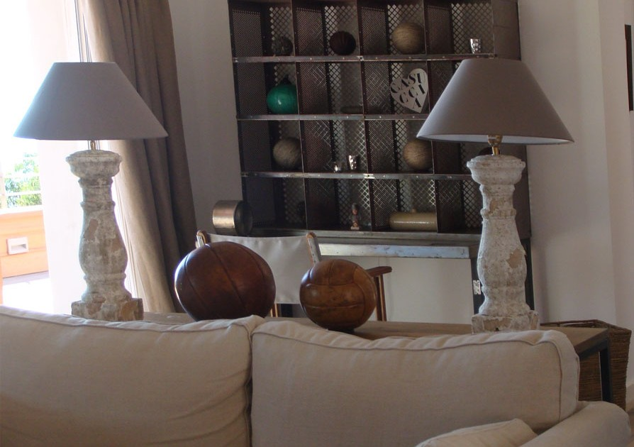 Casucia : décoration du salon