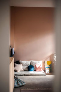 Doumer, Paris 16e : la chambre d'enfant, aperçu