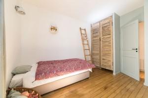 Paris 7e, quartier du Bon Marché : chambre enfant N°1